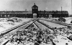 KZ-Auschwitz-Tor