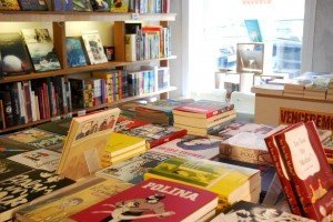Strips & Stories Buchhandlung Hamburg,