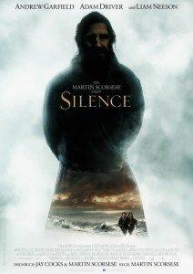 Literaturverfilmung-Silence-Schweigen-Filmplakat
